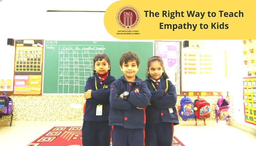 The Right Way to Teach Empathy to Kids