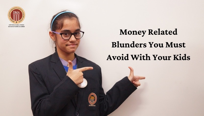 Money Related Blunders You Must Avoid With Your Kids